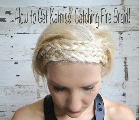 Hunger Games: Catching Fire Hair How-To!