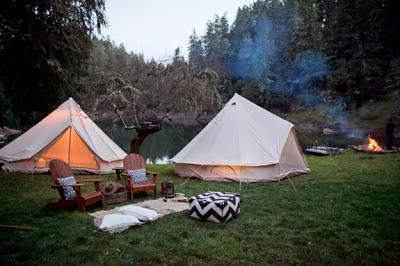 dwell | pop up lodging service in california