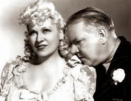 Old Hollywood Glamour at the Brown Derby with Mae West and WC Fields. Excerpt from the Maybelline Story