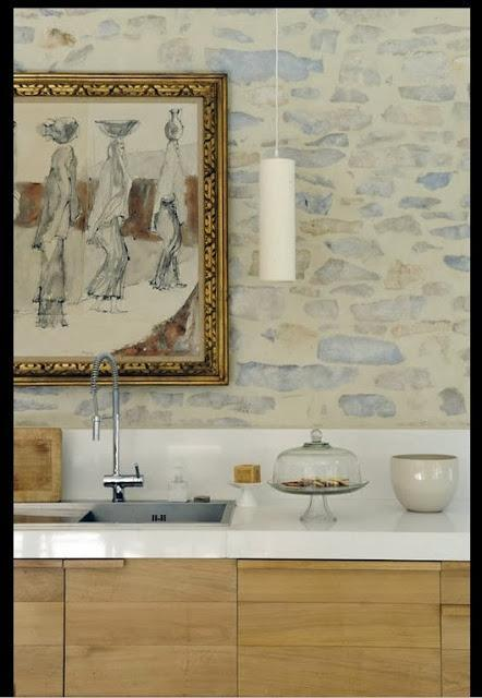 The Inspired Home : Interiors of Deep Beauty-Karen Lehrman Bloch