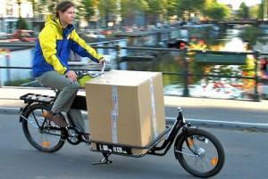 cargo bike!