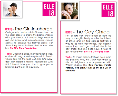 Which College Festival Diva are you? with Elle 18!