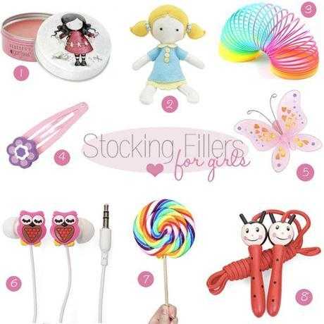 Stocking Filler Ideas For Girls!