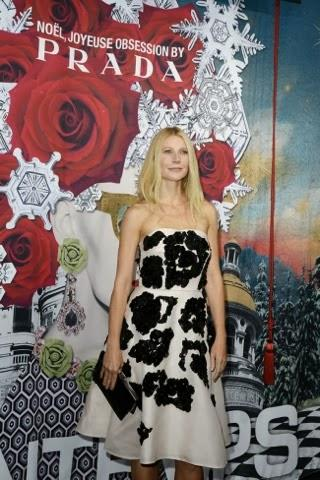 Gwyneth Paltrow Prada event