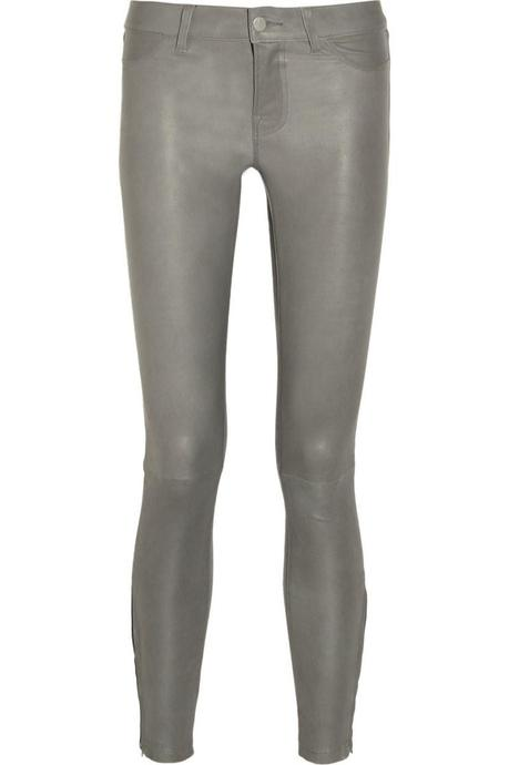 J BRAND Stretch-leather leggings-style pants €1,115