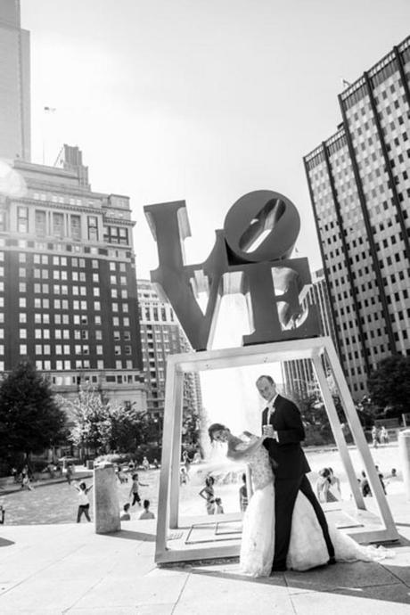 Fantastic Philly Wedding