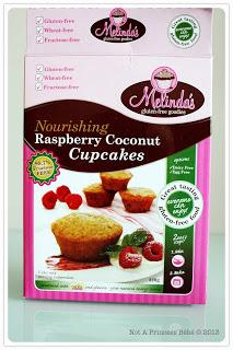 Confessions of a Cannot-bake-a-holic : Melinda's Gluten Free Raspberry Coconut Cupcakes