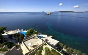 The Magical view from Hotel Dubrovnik Palace!