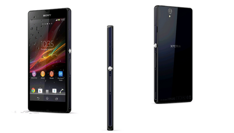 Waterproof Xperia Z