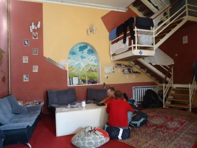 why not hostel tbilisi