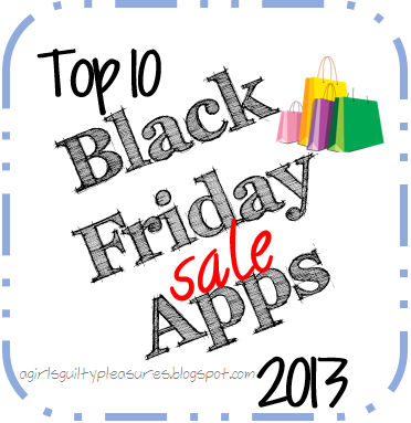 Top 10 Must Have Black Friday Apps 2013