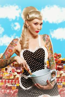 The Retro Housewife ... You Need an Apron!