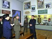 Jong Visits MPAF Revolutionary Museum