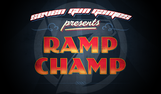 Ramp Champ Released on iOS, coming from Seven Gun Games