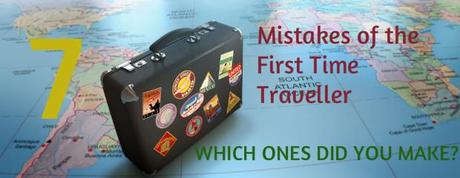 mistakes of the first time traveller