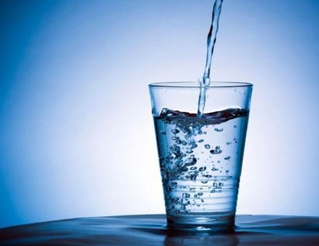 Tip #1 for daily fat burning : water!