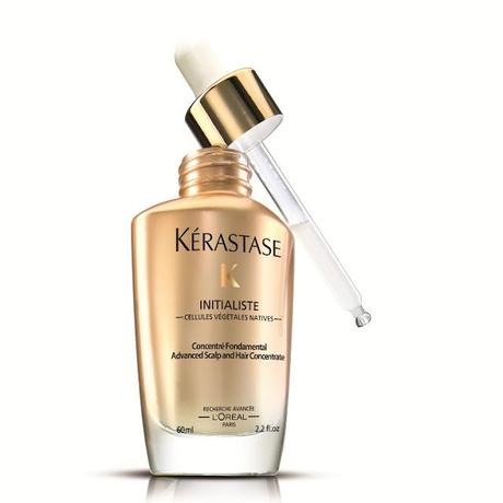 KERASTASE introduces INITIALISTE PRESS RELEASE