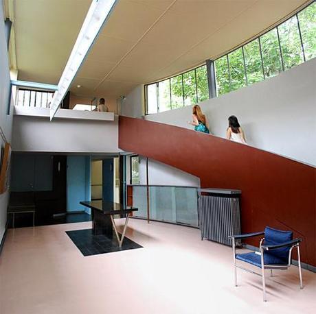 Designer spotlight le corbusier paperblog - Villa la roche corbusier ...