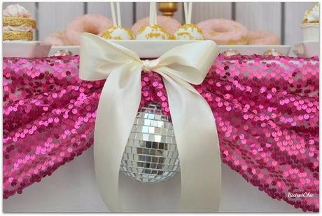 A Sparkling Disco Party By Bistro Chic Paperblog
