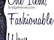 Create Five Holiday Looks From Dress