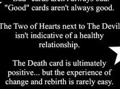 Tarot #13: Good Cards, Cards