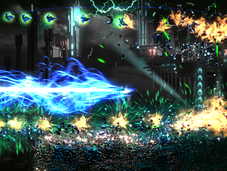 Resogun Uses Sony's Offload Visual Grunt Work, Handles Gameplay