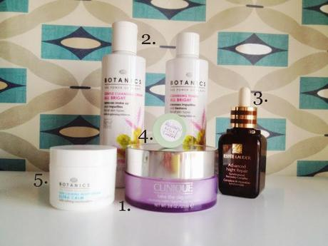 DAILY SKINCARE ROUTINE: NIGHT TIME | NOVEMBER 2013