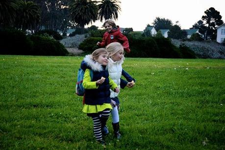 A peek into our life : my birthday from San Francisco