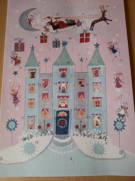 Personalised Advent Calendar Made by Ellis