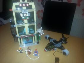 LEGO is top of Little Mr A's Christmas list!
