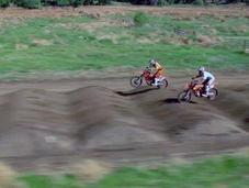 Watch: Motocross Riders Race Excitebike-Inspired Course