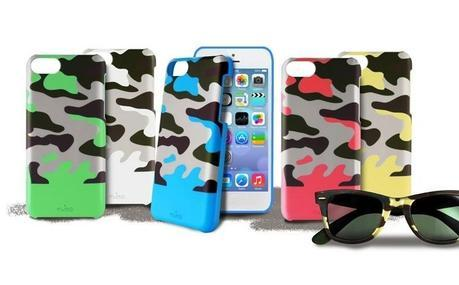 iPhone 5C Camou collection by Puro