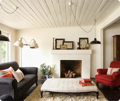 A Fireplace ~ From Drab to Fab