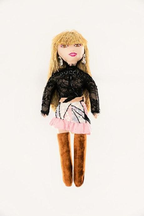 Emilio Pucci by Peter Dundas doll for UNICEF