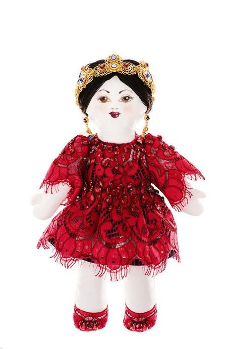 Dolce & Gabbana doll for UNICEF