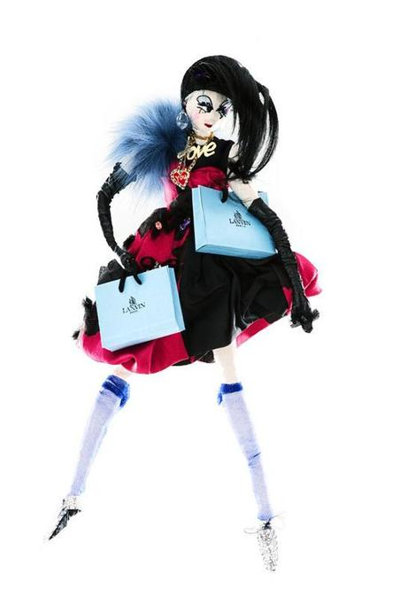 Lanvin doll for UNICEF