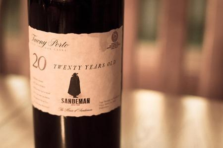 Sandeman Tawny 20 Year (1 of 1)