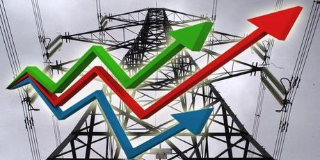 Energy price rises for 17 years