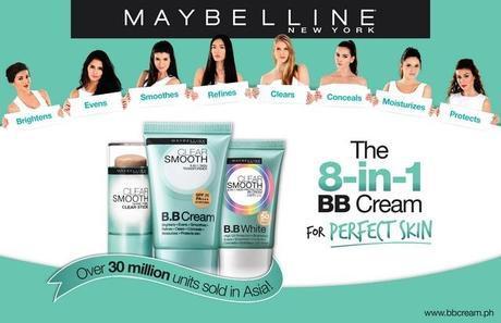 Maybelline New York BB Cream 8-in-1 Model Search