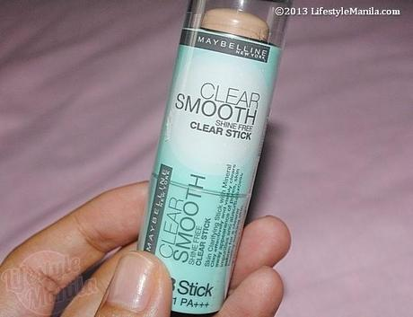 Maybelline New York Clear Smooth Clear Stick