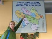 World Borders: From Azerbaijan Georgia (Balaken Lagodekhi)