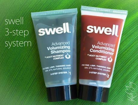 Swell 3-Step System (minus one)