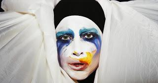 #music The face behind Lady GaGa