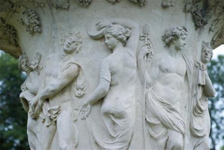Vase - Italian Gardens - Chiswick House