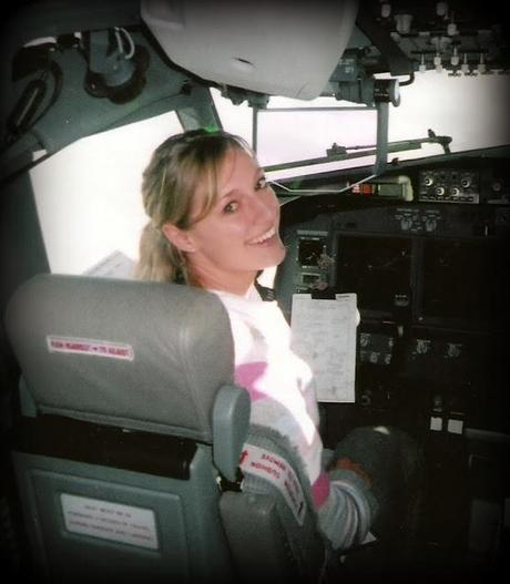 Share Your Story: Sarina Houston, Aviation Writer, ERAU Graduate