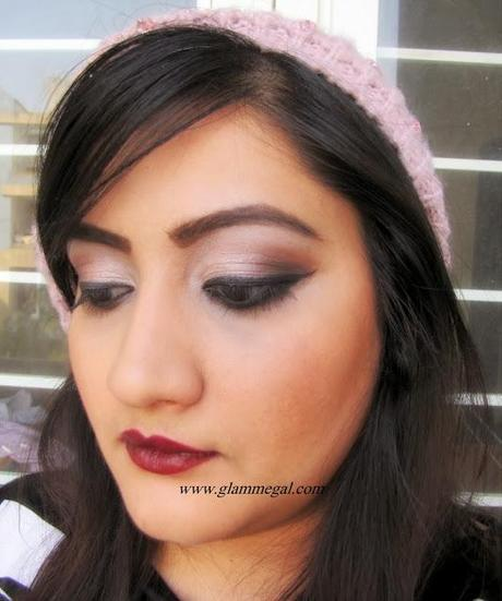 holiday makeup look 2013 tutorial