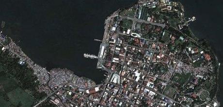 Tacloban before