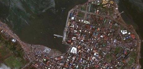 Tacloban after