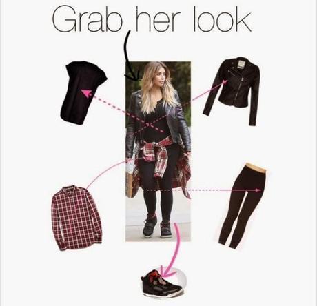 Fall~ Grab her look~ Kim Kardashian