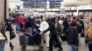 Crowded airport_CNN